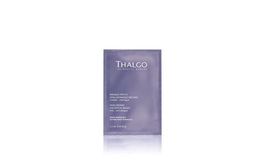 Thalgo - Masque Patch Hyaluronique Regard